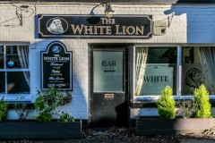 White-Lion-Entrance